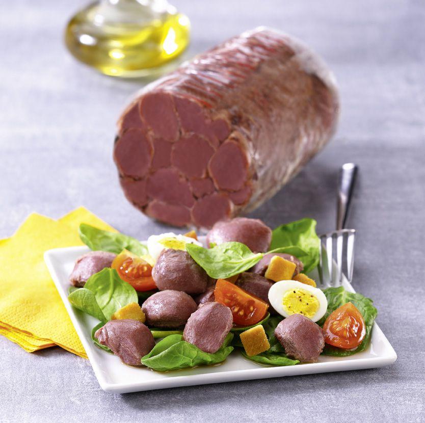 Gésiers foies confits Gastronome Professionnels