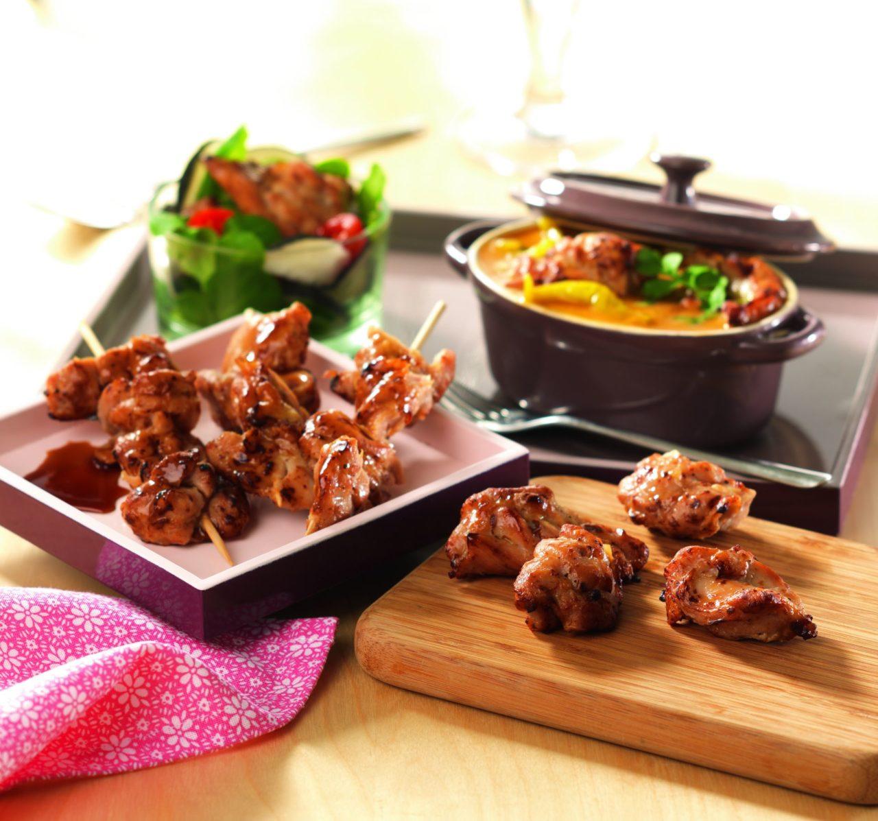 Grossiste ailes de poulet & autres découpes rôties Gastronome Professionnels