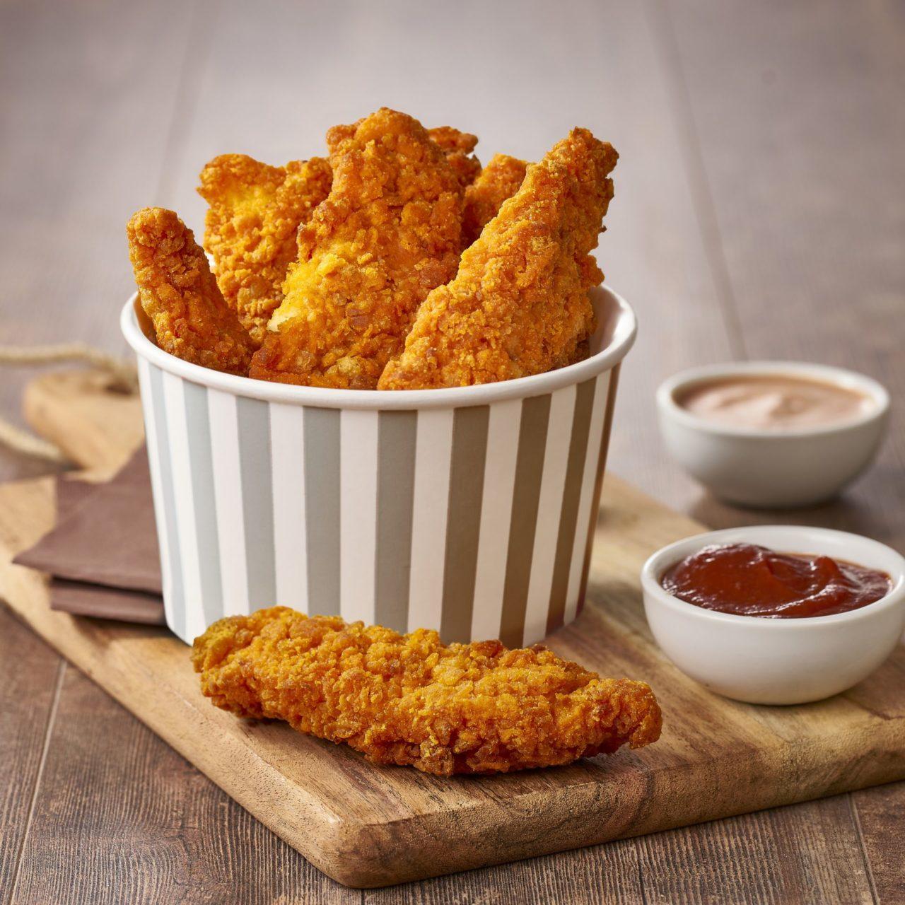 Aiguillettes poulet panés Gastronome Professionnels