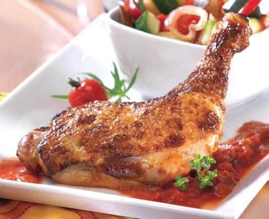 Cuisse poulet basquaise Gastronome Professionnels