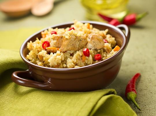 Taboulé poulet Gastronome Professionnels