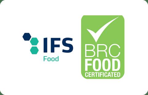 IFS Food et BRC FOOD