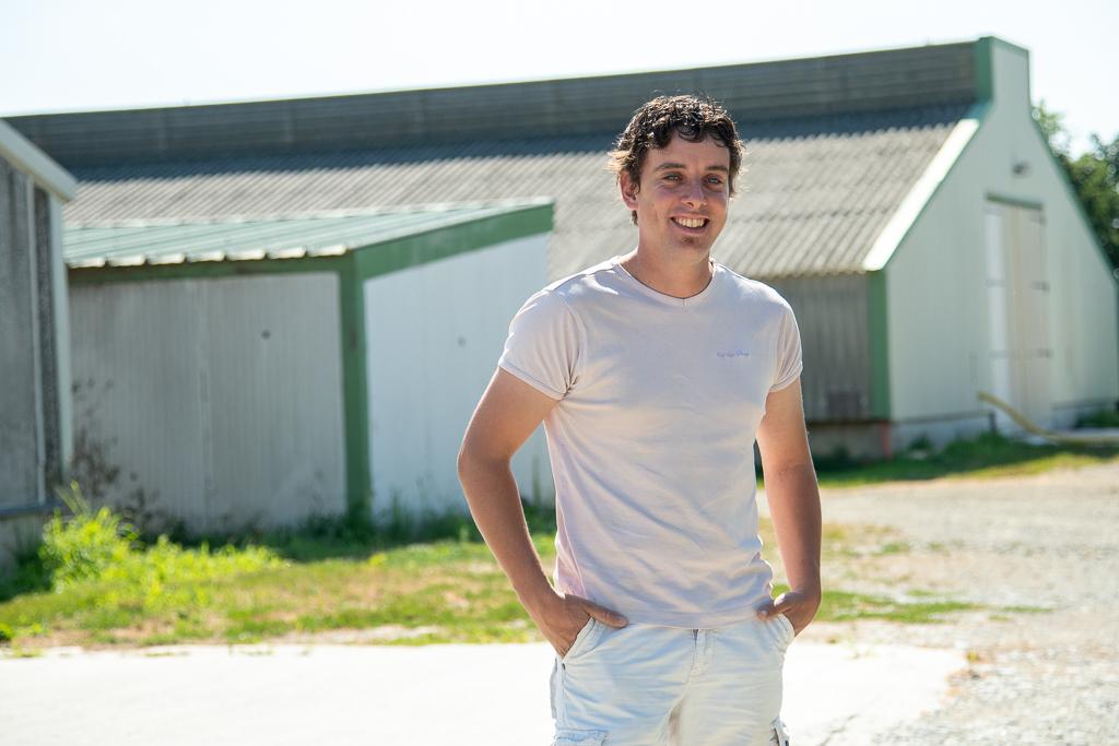 1200 éleveurs engagés dans la cooperative volaille Terrena